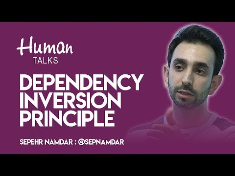 Dependency Inversion Principle par NAMDAR
