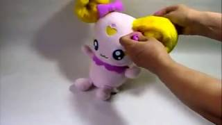 Smile Precure Candy Talking Plush Doll