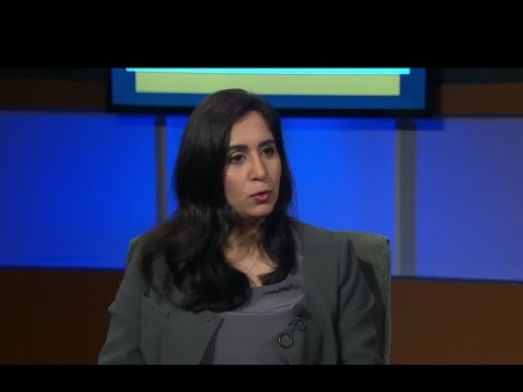 """Conversation with Journalist Souad Mekhennet, """"I Was Told to Come Alone"""""""