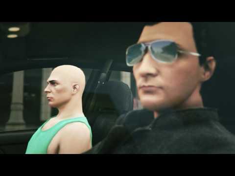 The Fleeca Job (GTA 5 Film)
