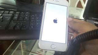 Hard reset iphone 6 china clone