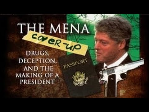 Mena Cover up Bill Clintons cocaine trafficking cover up scandal