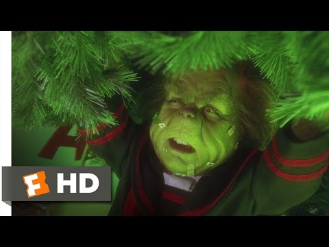 How the Grinch Stole Christmas (3/9) Movie CLIP - I Hate Christmas (2000) HD