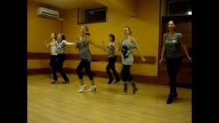 Уроки самбы (основы) с Татьяной Comicucha Поповой(Уроки танцев (клубная латина) с Татьяной Comicucha Поповой Музыка: