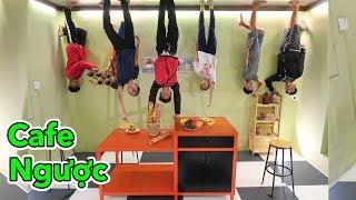 Lâm Vlog - Quán Cafe Nhà Úp Ngược Tại Vũng Tàu