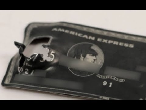 "This titanium Amex ""black card"" blocked a hitman's bullet - YouTube"