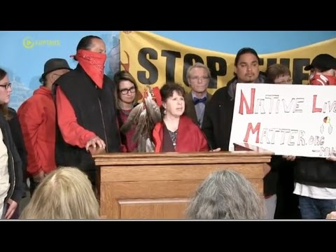 Native American Leaders: MN Public To Have No Say In Where Pipeline Goes If Energy Bill Passes