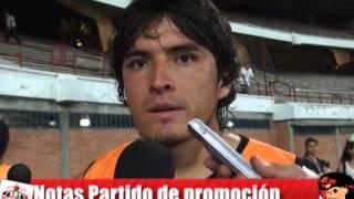 Notas con los Jugadores del Cúcuta Deportivo