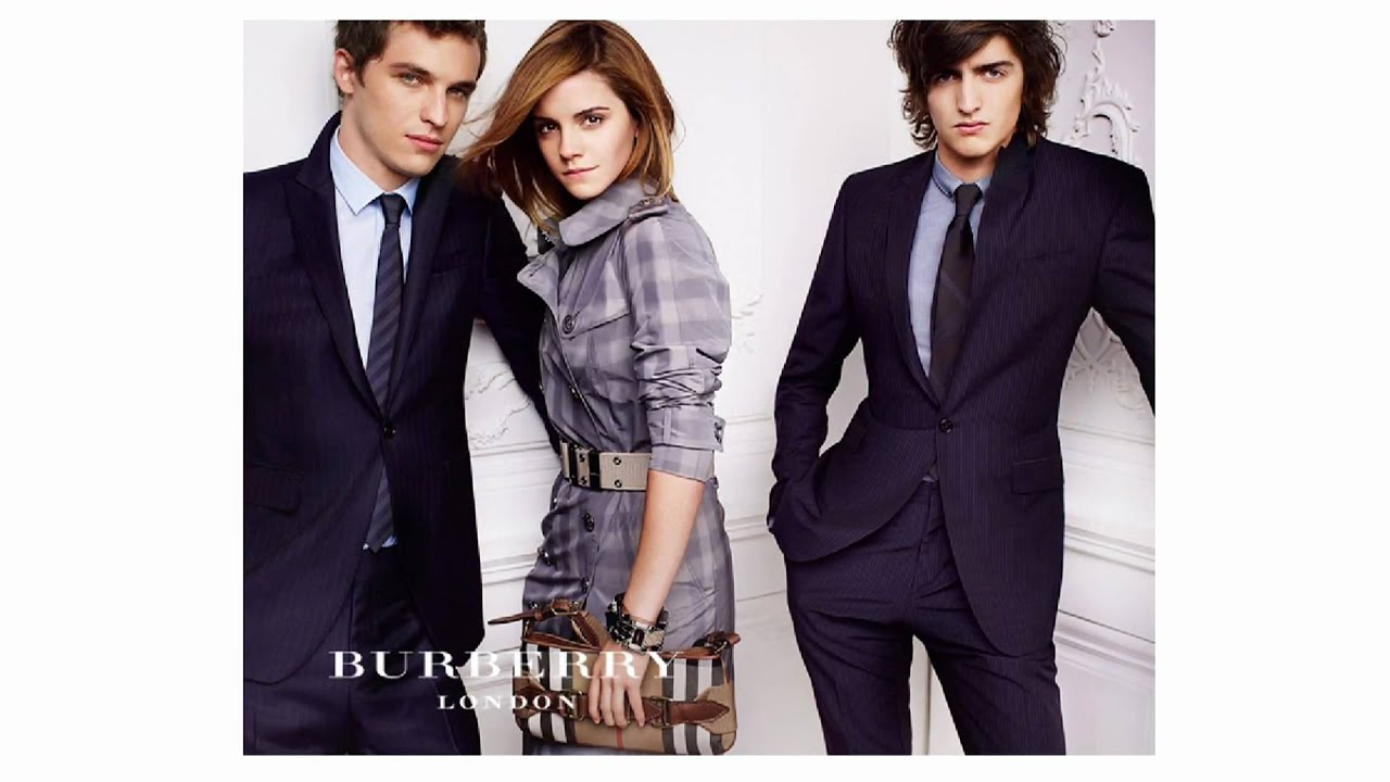BURBERRY Spring/Summer 2010 FULL AD CAMPAIGN