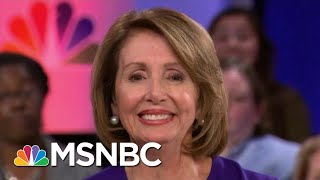 Speaker Nancy Pelosi On Investigations And Talk Of Impeachment | MSNBC