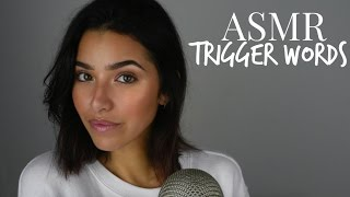 ASMR Trigger Words (Sleepy, Stipple, Relax, Tingles, +)