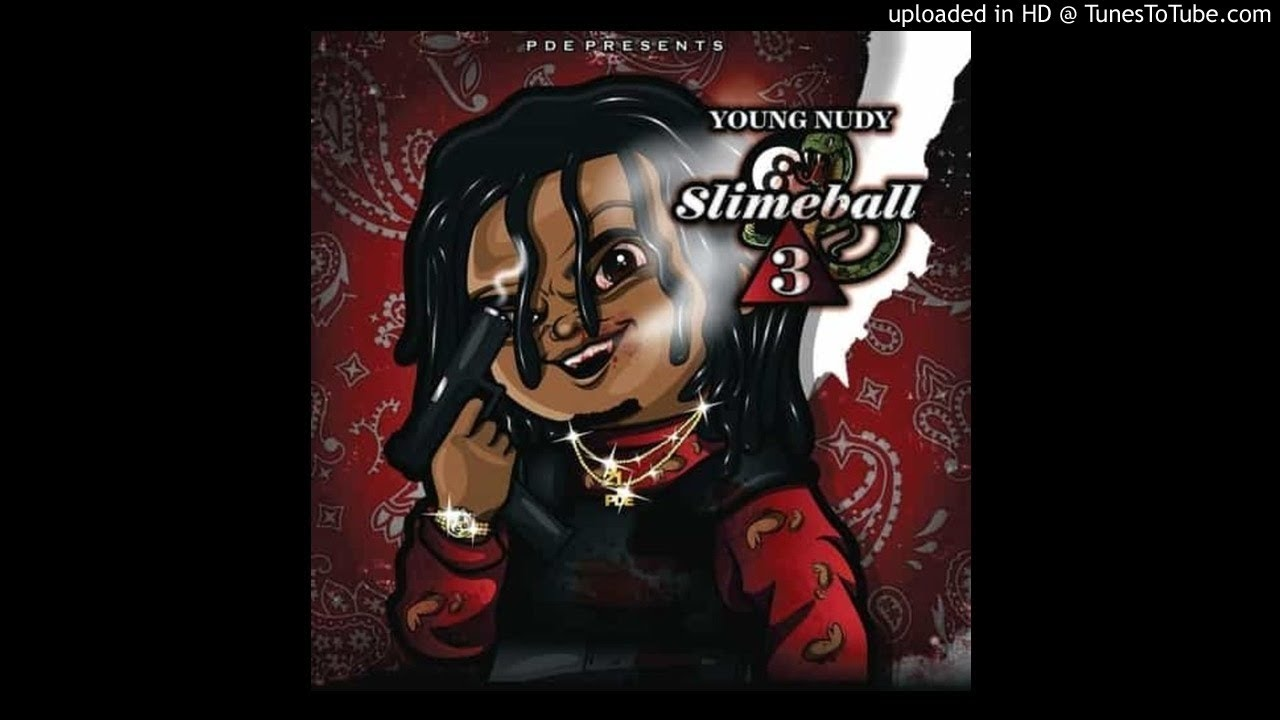 Young Nudy - Right Now Instrumental image