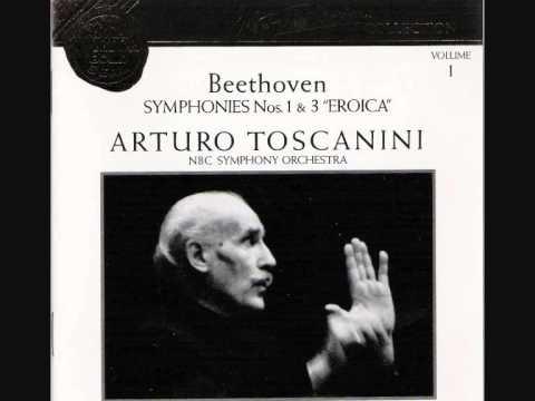 L. v. Beethoven - Symphony No. 3 'Eroica' (A. Toscanini) [1949]
