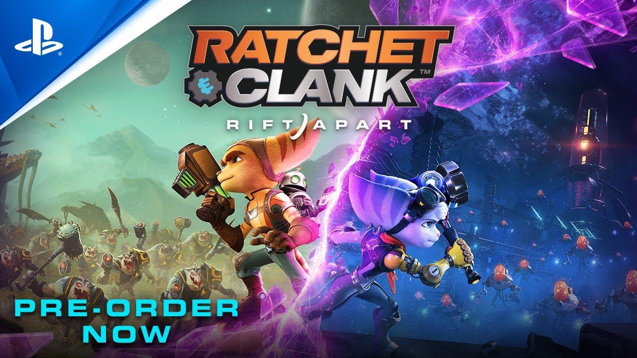 《Ratchet & Clank: Rift Apart》预购中文预告