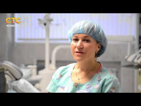 Первый осмотр малыша - детская стоматология Вэладент в Челябинске
