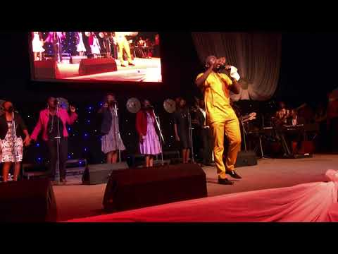Kadosh (You Reign) By Daps   - Cover By Pastor Chingtok Ishaku Live Performance Enugu