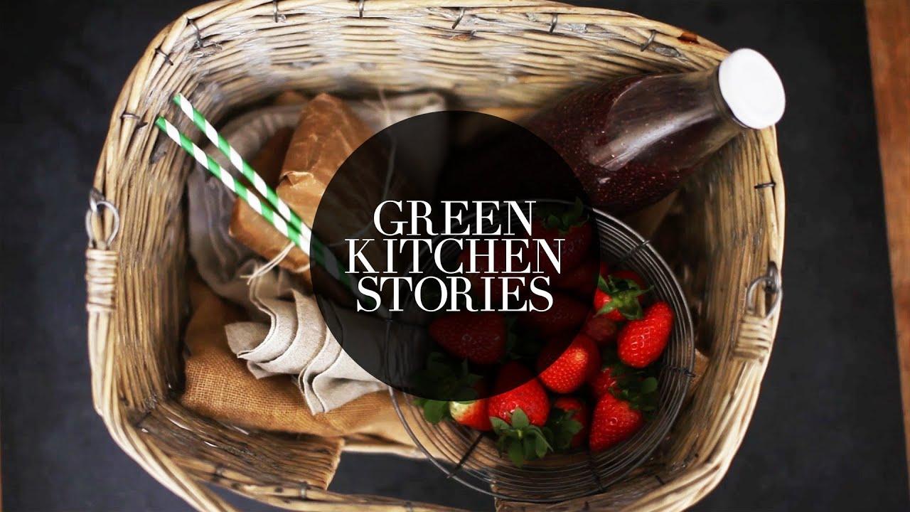 Green Kitchen Stories Cookbook Green Kitchen Stories A Hello Youtube
