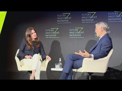 In conversation: Ari Emanuel with Hadley Gamble