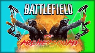 ARCHER SQUAD - Battlefield 4 Funtage (Funny Moments & Gameplay)