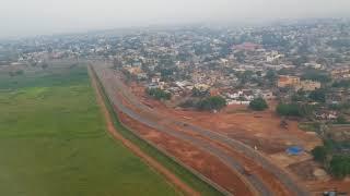 Landing  @ Lomé - TOGO