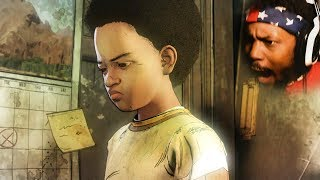 I CAN'T BELIEVE THEY KILLED HIM   The Walking Dead: The Final Season (Episode 2)