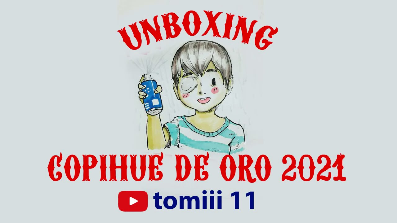 Unboxing Copihue ORO 2021