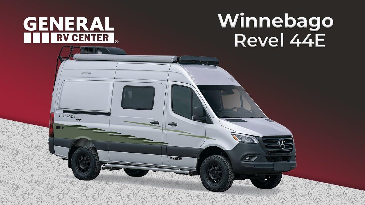 General RV Center | 2019 Winnebago Revel 44E | Class B Motorhome