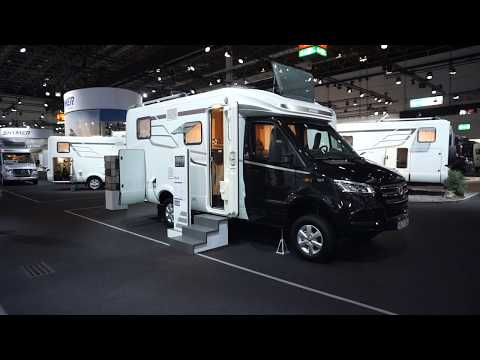 Possibly my favourite RV.  Hymer MLT560