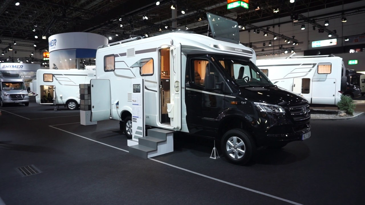 Download Possibly my favourite motorhome.  Hymer MLT560
