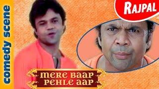 Rajpal Yadav Best Comedy Scene   Mere Baap Pehle Aap   CPL   #AkshayeKhiladi   Indian Comedy