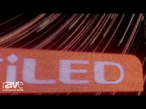 InfoComm 2015: Infiled Shows SL10 LED Display