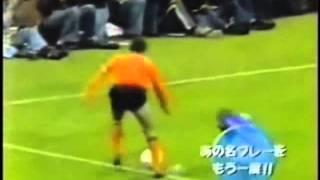Johan Cruyff Turn Holland v Sweden 1974