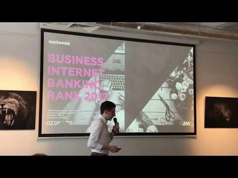 Результаты Business Internet Banking Rank 2017