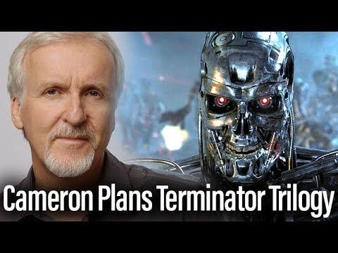 James Cameron Plans New Terminator Trilogy