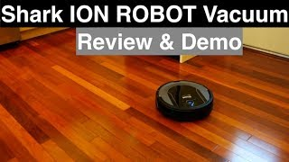 Shark Ion Robot Vacuum Cleanin…