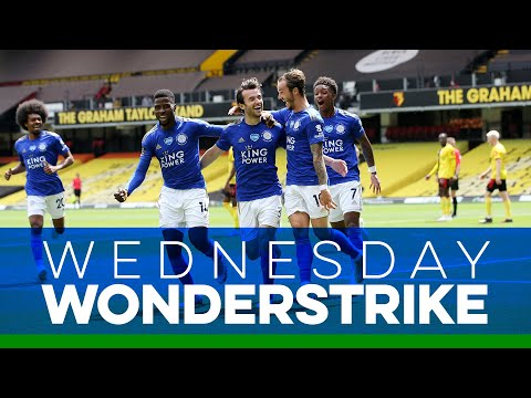 Wednesday Wonderstrike: Ben Chilwell vs. Watford