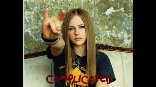 Gambar cover Avril Lavigne  Complicated