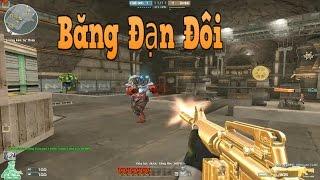 Bình Luận CF : M4A1-S DMZ Ultimate Gold - tien xinh trai zombie v4