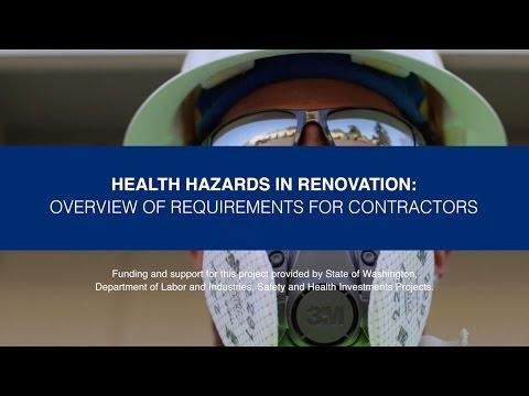 HEALTH HAZARDS IN RENOVATIONS OVERVIEW