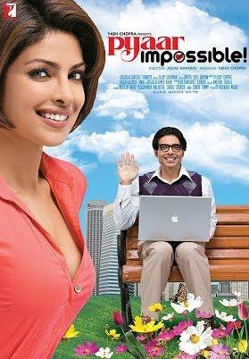 Pyaar Impossible Title Song Uday Chopra Priyanka Chopra Dominique Vishal Salim Sulaiman Youtube