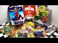 New Hot Wheels Spider-Man Series Unboxing!