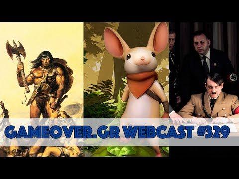 GameOver Webcast #329