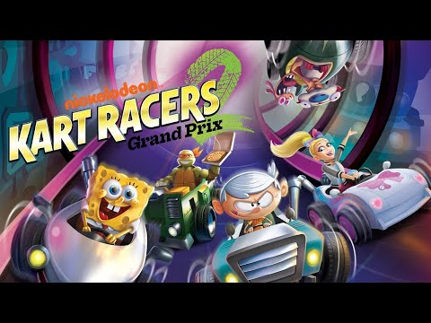 Nickelodeon Kart Racers 2: Grand Prix Gameplay - Kids Choice Award Arena (Expert) |