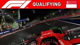 Es ist rutschig! 🎮 F1 2017 Season 2 #40