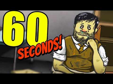 jacksepticeye plays 60 Seconds!