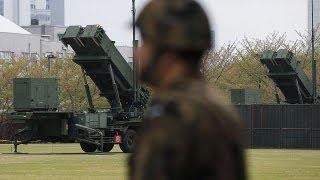 Japonya, Tokyo'ya Patriot füzeleri yerleştirdi
