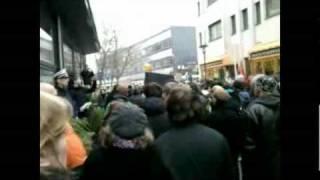 Stop ACTA Demo 25.02.2012 - Bielefeld
