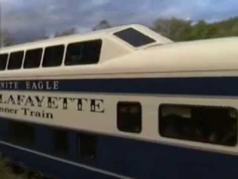 Tours-TV.com: Cafe Lafayette Dinner Train