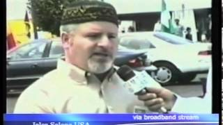 Interviews at Jalsa Salana USA 2002 (Part 2)
