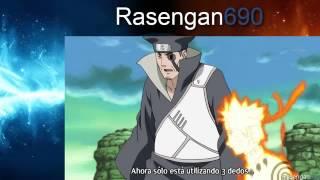 Repeat youtube video Naruto vs Tercer Raikage Sub espa ol Pelea completa